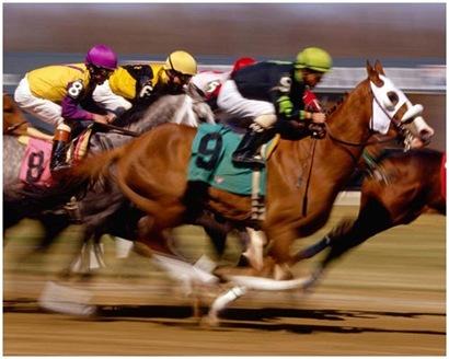 temporada de carreras de caballos